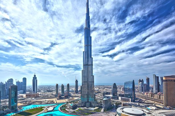 Full Day Dubai City Tour